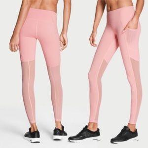 Victoria's Secret Sport Knockout Mesh Leggings S